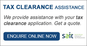 print tax clearance certificate online south africa