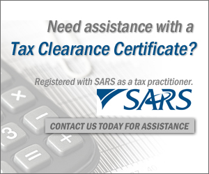 SARS Tax Clearance Pin   South Africa